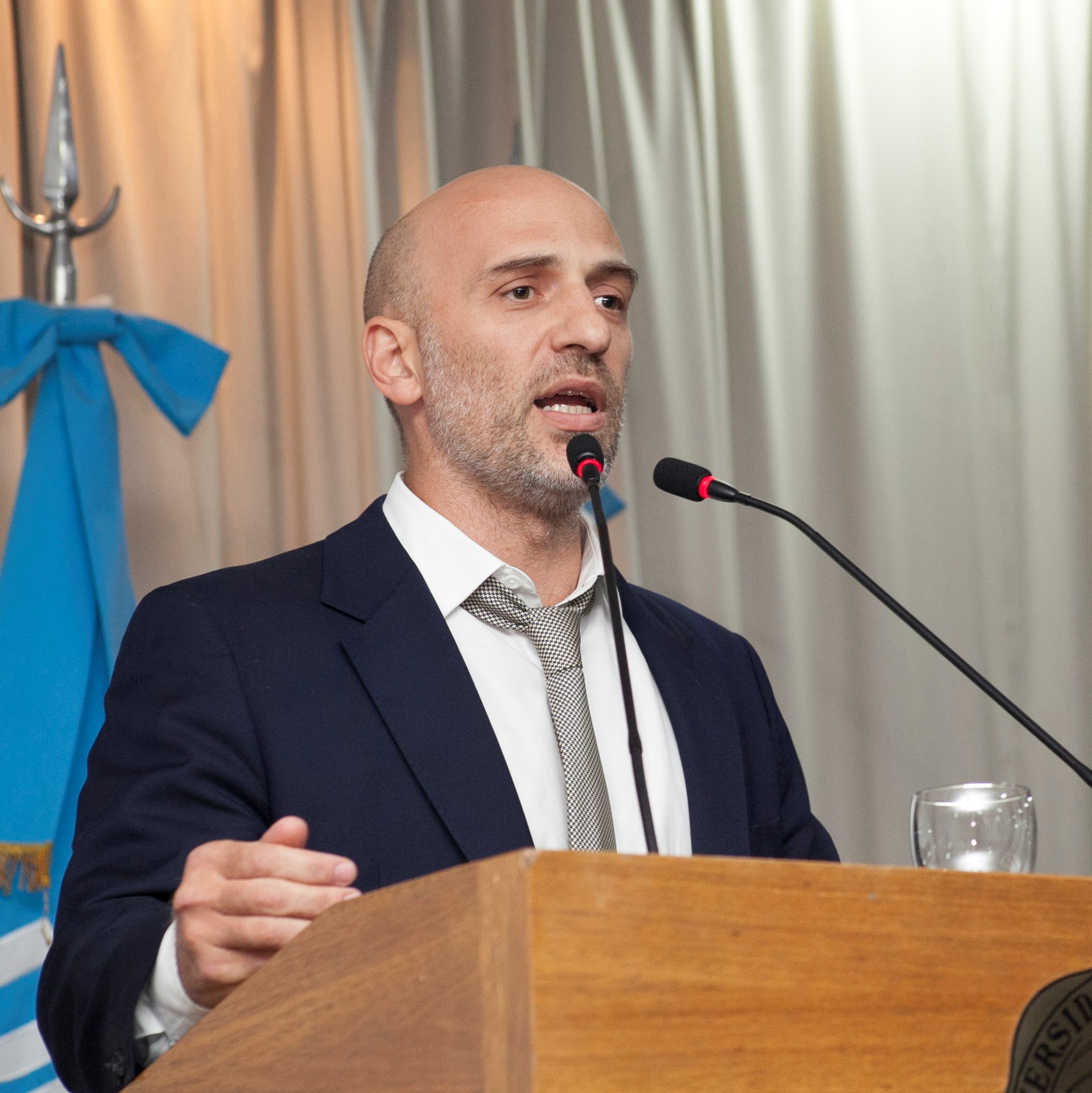 Cdor. Emiliano Benjamín Yacobitti